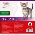 Bento-Streu 7kg (1 Stück)
